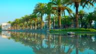 Sunny day in Spain, Salou City video