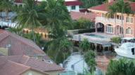 Sunny Isles Beach Aerial video