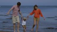 Sunny seaside fun video