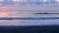 Sunrise at Hangar Beach video