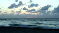 Sunrise at South Beach - Miami (Florida) video