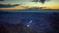 Sunrise at the Grand Canyon - Time Lapse video