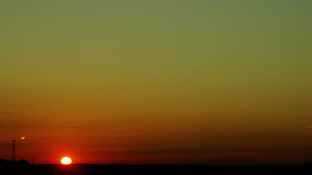 Sunrise Dawn Time Lapse video