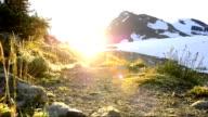 Sunrise Hiker video