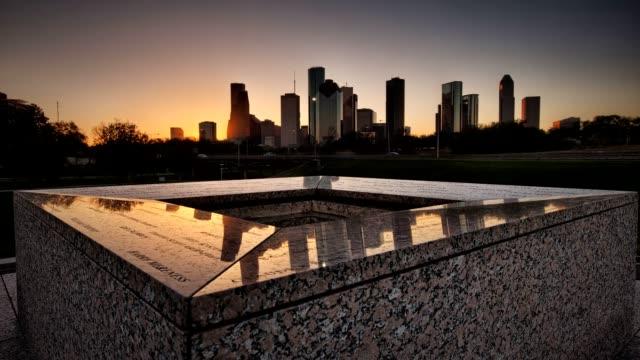 Sunrise in Houston, Texas video