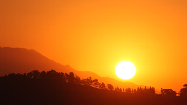 Sunrise Time Lapse video