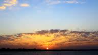 Sunrise Timelapse video