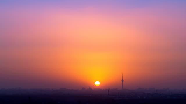 Sunrise video