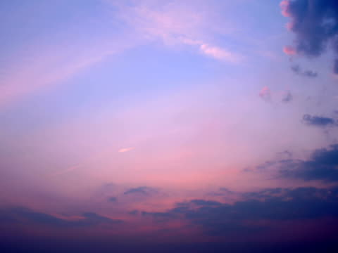 PAL: Sunset Clouds video