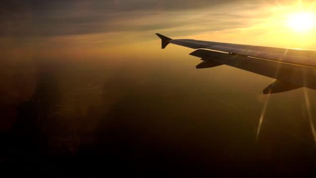 Sunset Flight video