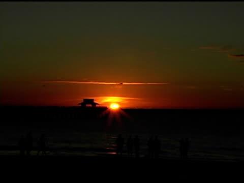 Sunset Group Pier 2 NTSC video