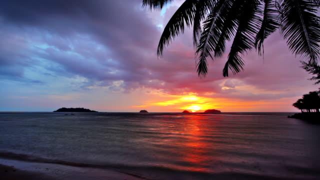 Sunset island video