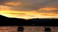 Sunset Osoyoos Summer video