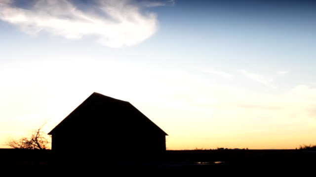 Sunset Over Old Shack 2 video