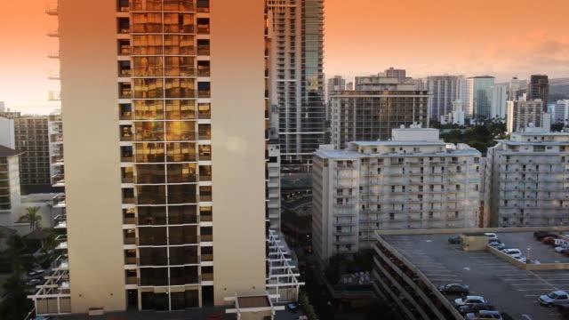 Sunset Paradise at Waikiki, Hawaii video