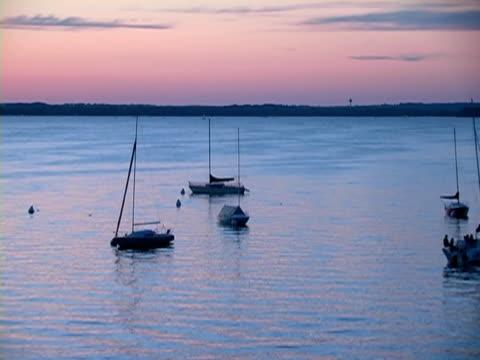 Sunset Sailboats 2 NTSC video