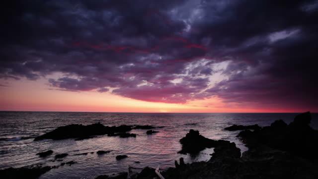 Sunset / Sunrise Coast video