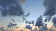 HD Sunset timelapse video