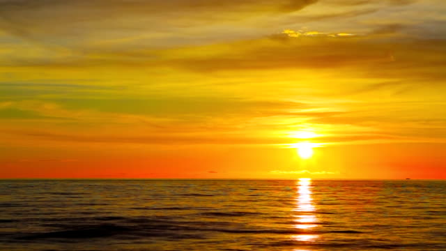 Sunset. video