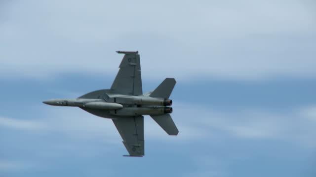 Super Hornet in Flight video