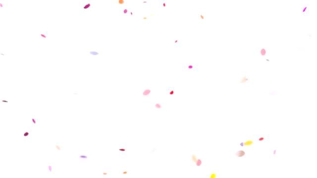 Super Slow Motion Confettis video