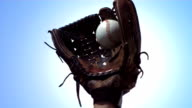 HD Super Slow-Mo: Baseball Big Catch video