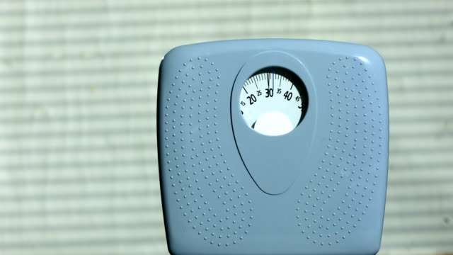 HD Super Slow-Mo: Bathroom Scale Explosion video