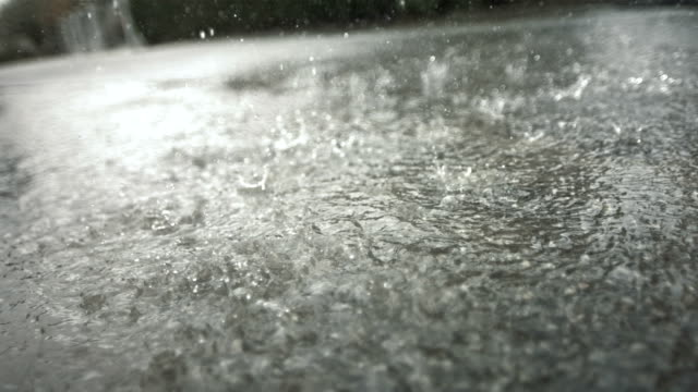 HD Super Slow-Mo: Heavy Rain video