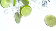 HD Super Slow-Mo: Making Cold Lemonade video