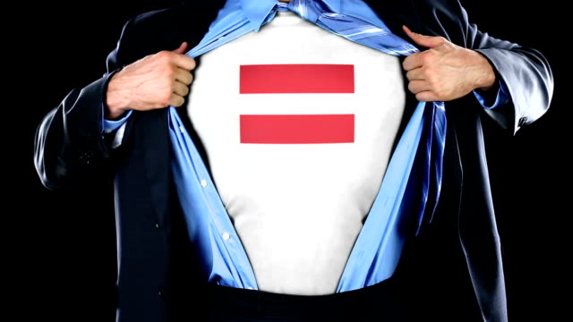 Superhero for Equality video