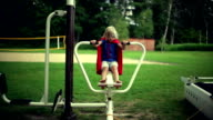 superman is so fit video