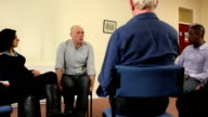 Support Group, Man shares his story at Therapy / Counselling video