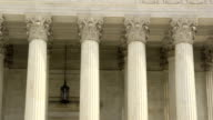 Supreme Court columns video