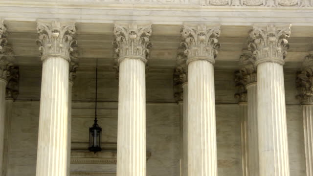 Supreme Court columns video