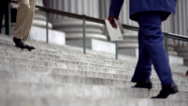 NYC Supreme Court Stairs video