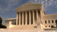 HD: US Supreme Court time lapse video