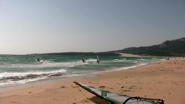 Surf at Cadiz video