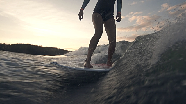 Surf Is Up video