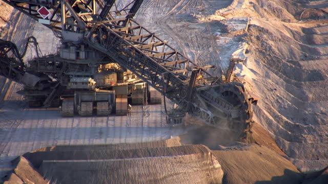 Surface mine video