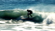 Surfing a wave video