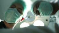 Surgeons Making Surgery video