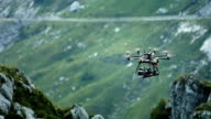 HD: Surveillance Hexacopter With Camera video