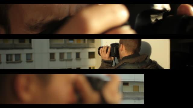 SEQUENCE: Surveillance video