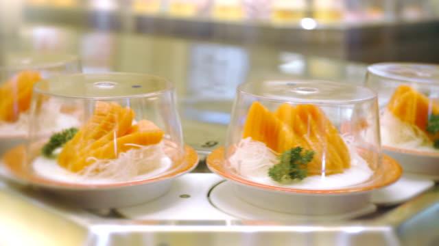 Sushi and Sashimi video