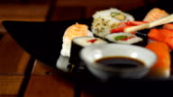 Sushi Assortments video
