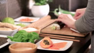 Sushi concepts video