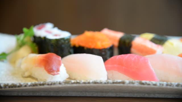 HD Sushi video