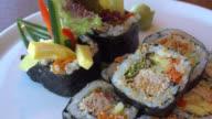 Sushi video