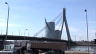suspension bridge video