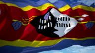 Swaziland Flag video